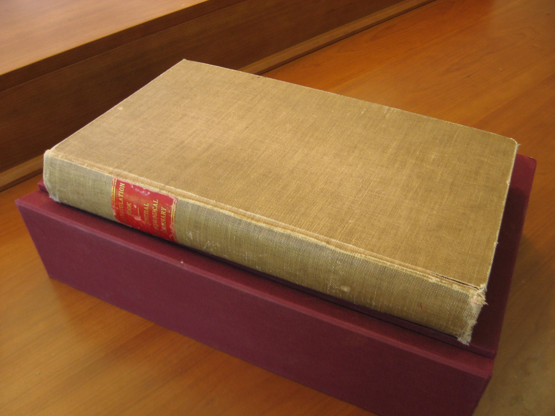 matriculation book for nedcc 001